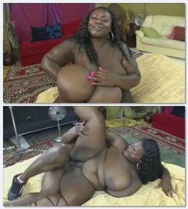 Mz. Diva   amazing BBW with Mega 42 Double N tits  Chocolate Milky Diva HD