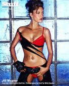 Jill Wagner She was on the second season of Punk'd and (I'm told) she's the hot chick in the blue top in the new Mercury Mariner ads. Not positive about that though. Foto 2 (Джилл Вагнер Она была на втором сезоне Punk'd и (как мне сказали) She's The Hot Chick в синем верхнем в новых объявлений Mercury Mariner.  Фото 2)