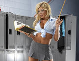 Torrie Wilson Sexy School Girl Foto 113 (Тори Уилсон  Фото 113)