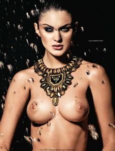 Violet Budd nude big boobs Playboy photo