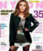 Elizabeth Olsen - Nylon magazine October 2011
