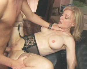 Nina Hartley Young Men
